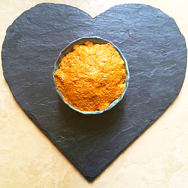 Yellow Curry Paste for the Lazy